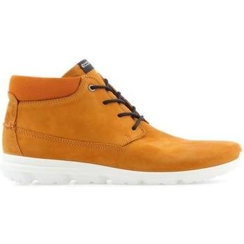 Schoenen Heren Laarzen Ecco Mens  Calgary 834334-59685 brown
