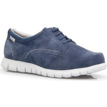 Schoenen Heren Lage sneakers Calzamedi SPORTS CORD AZUL