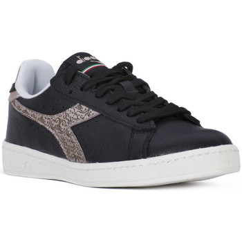 Schoenen Dames Lage sneakers Diadora GAME WN Nero