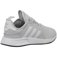 Schoenen Kinderen Lage sneakers adidas Originals X Plr C Grijs