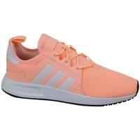 Schoenen Dames Lage sneakers adidas Originals X Plr J Roze