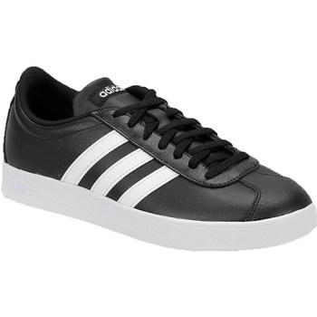 Schoenen Heren Lage sneakers adidas Originals VL Court 20 Zwart
