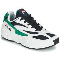 Schoenen Heren Lage sneakers Fila VENOM LOW Wit / Groen
