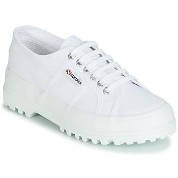 Schoenen Dames Lage sneakers Superga 2555 COTU Wit