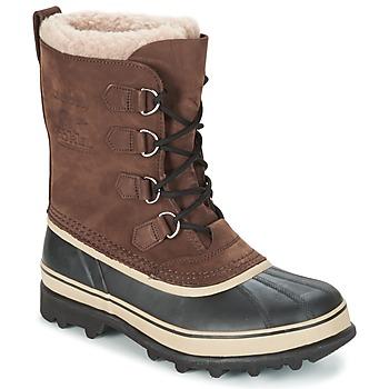 Schoenen Heren Snowboots Sorel CARIBOU Bruin