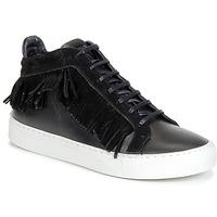 Schoenen Dames Hoge sneakers Paul & Joe PAULA Zwart