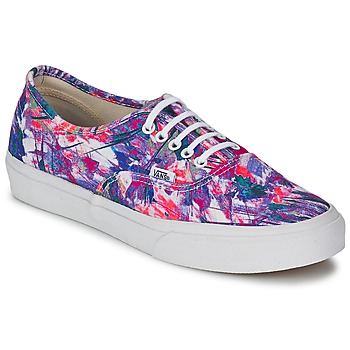 Schoenen Dames Lage sneakers Vans AUTHENTIC SLIM Violet