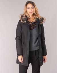 Textiel Dames Parka jassen Only ONLKATY Zwart