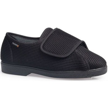 Schoenen Dames Lage sneakers Calzamedi SCHOENEN  DOMESTICO NEGRO