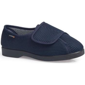 Schoenen Dames Lage sneakers Calzamedi HUISHOUDELIJKE COMFORTABELE -SCHOENEN 3074 AZUL