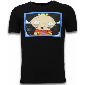 Textiel Heren T-shirts korte mouwen Mascherano Stewie Home Alone - T-shirt 38