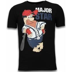 Textiel Heren T-shirts korte mouwen Mascherano Major Star - T-shirt 38