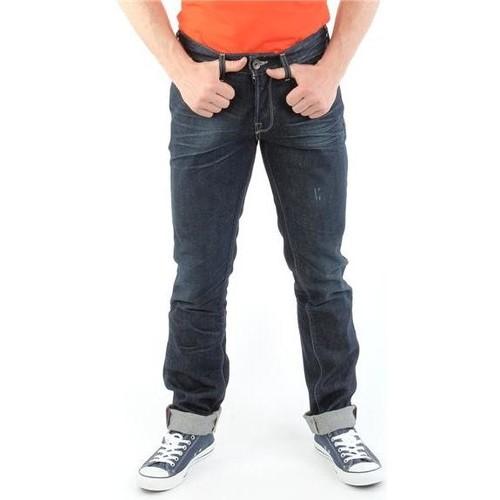 Textiel Heren Skinny jeans Guess Brit Rocker M14072D0HN0 CODU navy