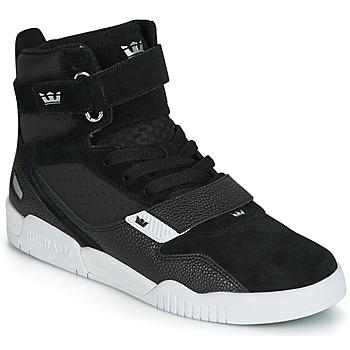 Schoenen Heren Hoge sneakers Supra BREAKER Zwart