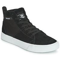 Schoenen Hoge sneakers Supra STACKS MID Zwart