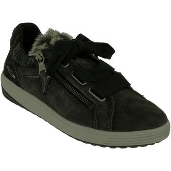 Schoenen Dames Lage sneakers Allrounder by Mephisto Ma bella Fluweelgrijs