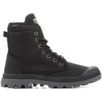 Schoenen Hoge sneakers Palladium Manufacture Solid RNGR TP U 75564-008-M black