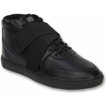Schoenen Heren Hoge sneakers Sixth June Heren Schoenen - Heren Sneaker Nation Strap 38