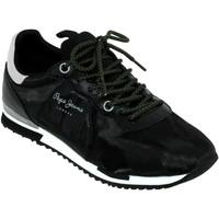 Schoenen Heren Lage sneakers Pepe jeans Pms30379 Zwart