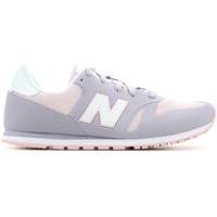 Schoenen Kinderen Sandalen / Open schoenen Producent Niezdefiniowany New Balance KD373P1Y purple