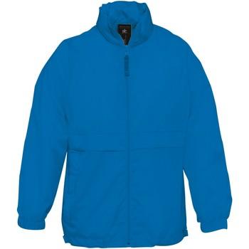 Textiel Kinderen Windjack B And C Sirocco Royal Blauw