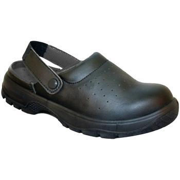 Schoenen Dames Klompen Dennys DK41 Zwart