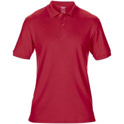 Textiel Heren Polo's korte mouwen Gildan 75800 Rood