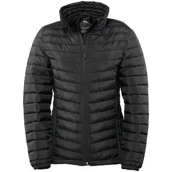 Textiel Dames Dons gevoerde jassen Tee Jays TJ9631 Zwart