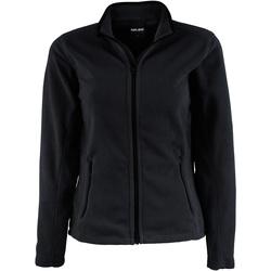 Textiel Dames Fleece Tee Jays LA0232 Zwart