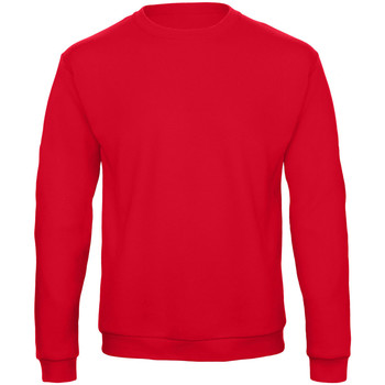 Textiel Sweaters / Sweatshirts B And C ID. 202 Rood