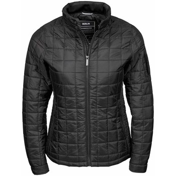 Textiel Dames Dons gevoerde jassen Tee Jays TJ9663 Zwart