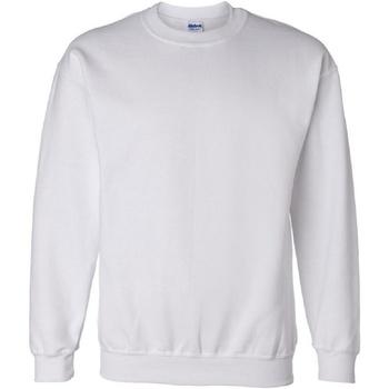 Textiel Heren Sweaters / Sweatshirts Gildan 12000 Wit