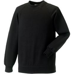 Textiel Kinderen Sweaters / Sweatshirts Jerzees Schoolgear 7620B Zwart