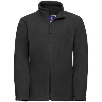 Textiel Jongens Fleece Jerzees Schoolgear 8700B Zwart