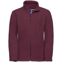 Textiel Kinderen Fleece Jerzees Schoolgear 8700B Bourgondië