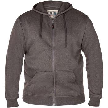 Textiel Heren Sweaters / Sweatshirts Duke  Grijs