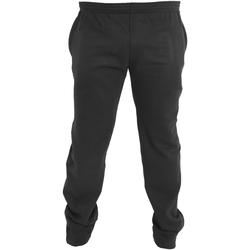 Textiel Heren Trainingsbroeken Duke  Zwart