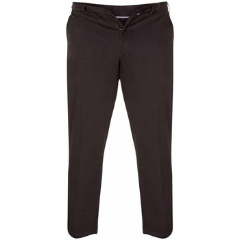 Textiel Heren Chino's Duke  Zwart