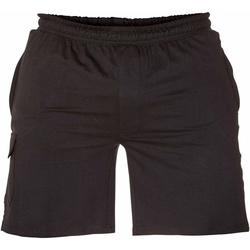 Textiel Heren Korte broeken / Bermuda's Duke  Zwart