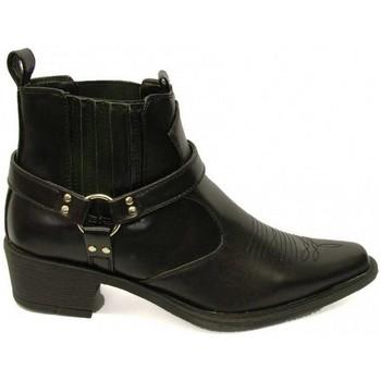 Schoenen Heren Laarzen Us Brass  Zwart