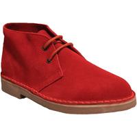 Schoenen Heren Laarzen Roamers  Rood