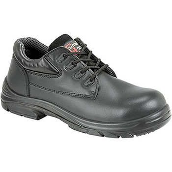 Schoenen Heren Veiligheidsschoenen Grafters  Zwart