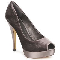 Schoenen Dames pumps Menbur FAIRBANKS Bruin