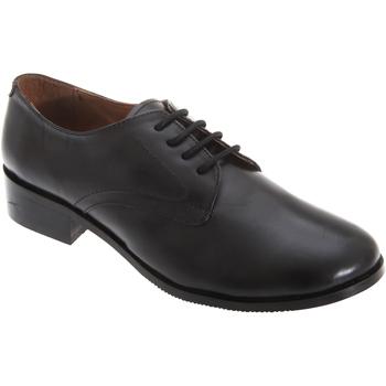 Schoenen Dames Derby Grafters  Zwart