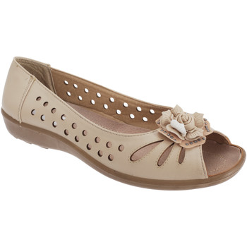 Schoenen Dames Sandalen / Open schoenen Boulevard  Beige