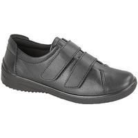 Schoenen Dames Lage sneakers Mod Comfys  Zwart