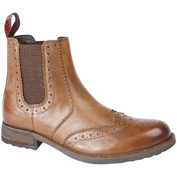 Schoenen Heren Laarzen Roamers  Tan