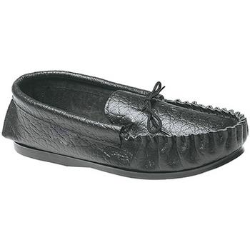 Schoenen Heren Mocassins Mokkers  Zwart