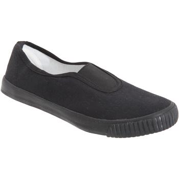 Schoenen Jongens Instappers Dek  Zwart