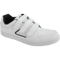 Schoenen Heren Lage sneakers Dek Charing Cross Wit